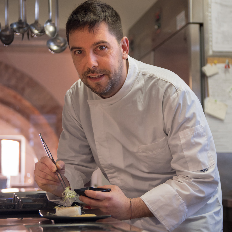 Alberto Zipilli - Sous Chef