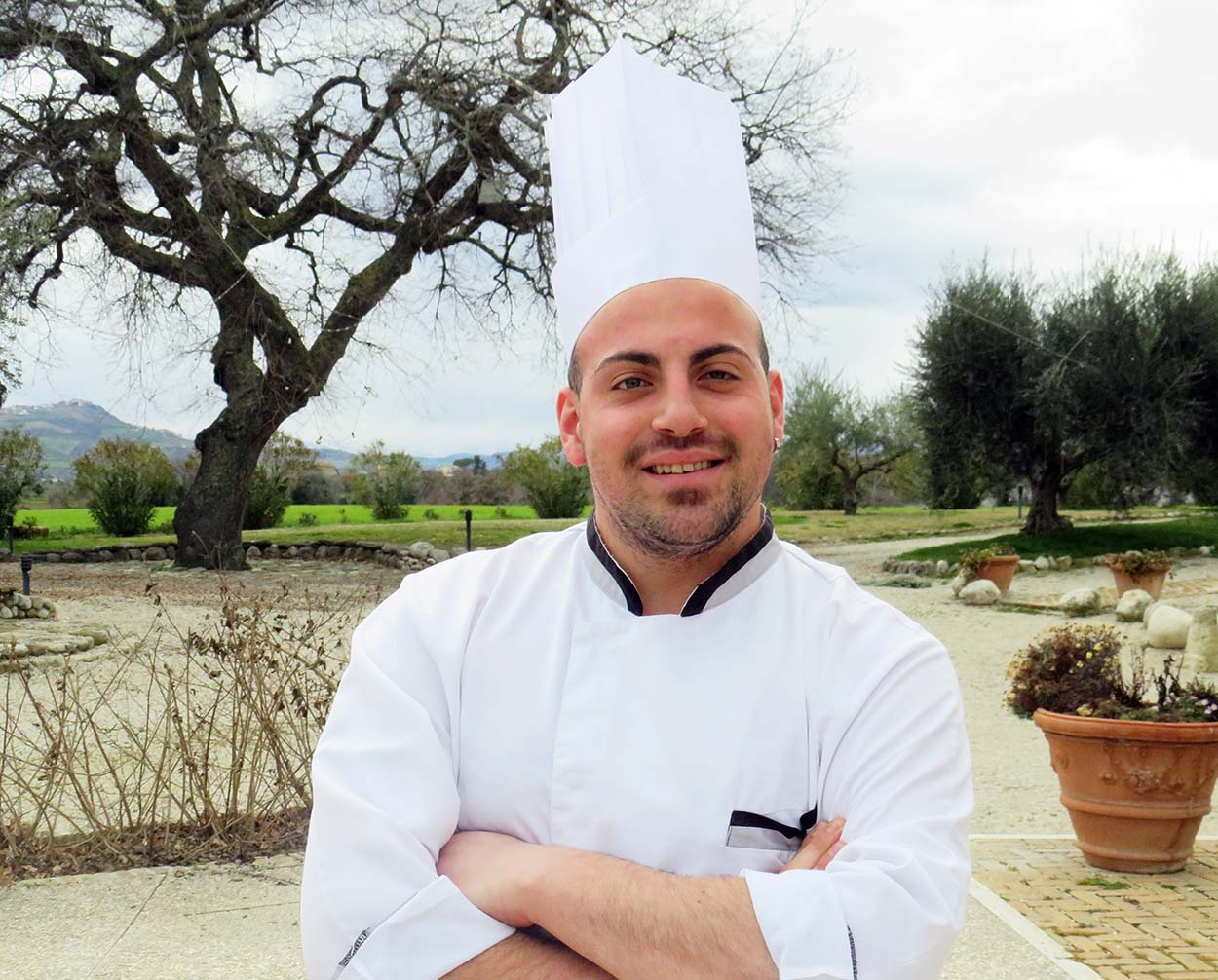 Alessio Marrangoni - chef